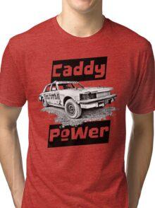Caddy Power LT Tri-blend T-Shirt