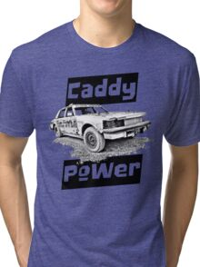 Caddy Power LT Tri-blend T-Shirt
