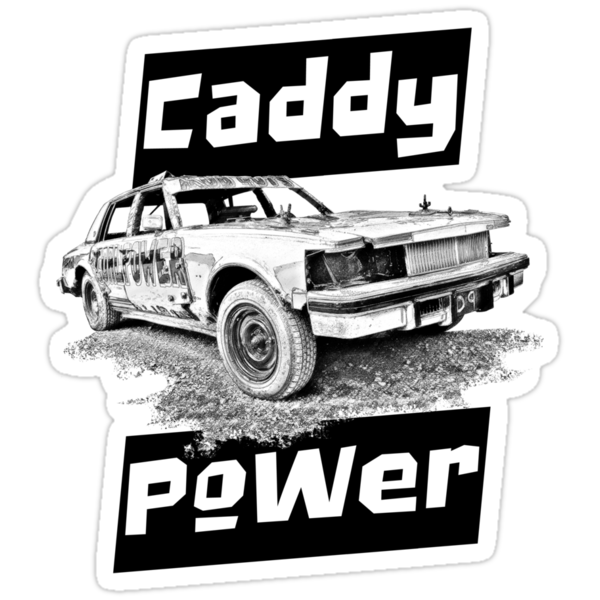 Caddy Power LT by Neil Bedwell
