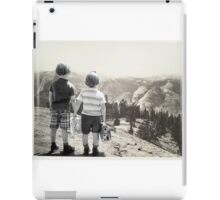 Back to the Wild iPad Case/Skin