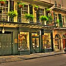Royal St - New Orleans by Kate Adams