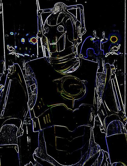 Cyberman  by Susan  Bloss