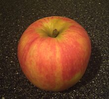 An Apple by Terri-Leigh Stockdale