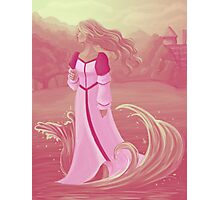 The Swan Princess Photographic Print