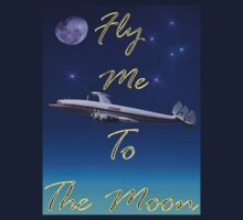 Fly Me To The Moon by muz2142