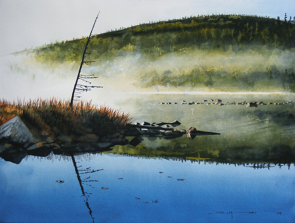 Silent Sunrise by Douglas Hunt
