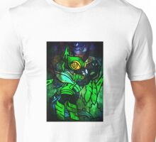 .::The Queen of the Swarm::. Unisex T-Shirt