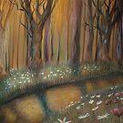 Forest Walk by Cherie Roe Dirksen