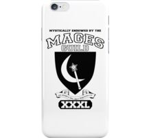 Xcrawl Mages Guild iPhone Case/Skin