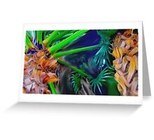 tropical 1 Greeting Card