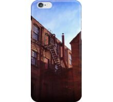 Brick City Factory Building iPhone Case/Skin