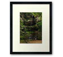 Wildcat Canyon Framed Print