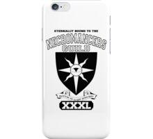 Xcrawl Necromancers Guild iPhone Case/Skin