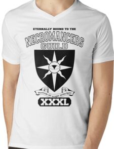 Xcrawl Necromancers Guild Mens V-Neck T-Shirt