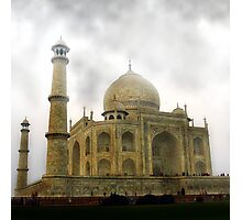 Taj Mahal-Seven Wonder of the World Photographic Print