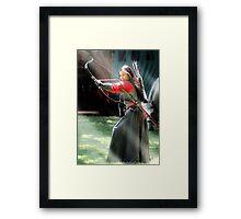 Ranger Archer Framed Print