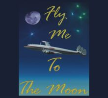 Fly Me To The Moon -2 by muz2142