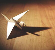 origami bird by Tom Smart