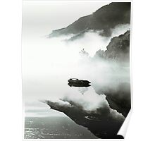 0 Morning mist on Loch Etive HP Poster