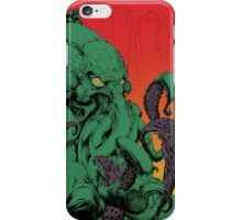 Cthulhu (Vintage) iPhone Case/Skin