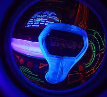 Tron Arcade by Stuart Green