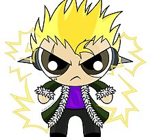 PowerPuff Laxus by zombiegirl01