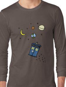 Little Tardis  Long Sleeve T-Shirt
