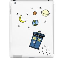 Little Tardis  iPad Case/Skin
