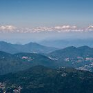 View from monte generoso by peterwey