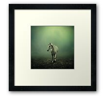 Age of Loneliness Framed Print
