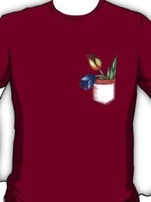 Pocket tulip T-Shirt