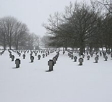War Graves by Andy Moseley