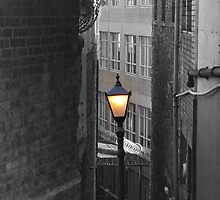 Lamp, Bristol by cyberhippy
