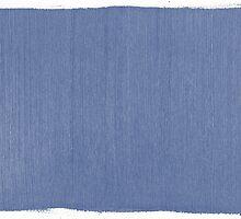 blue frame by Artur Mroszczyk