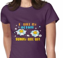 Sunny-side Up! Womens Fitted T-Shirt