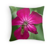 June flower 04 Throw Pillow