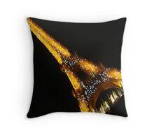Le Tour Eiffel Throw Pillow