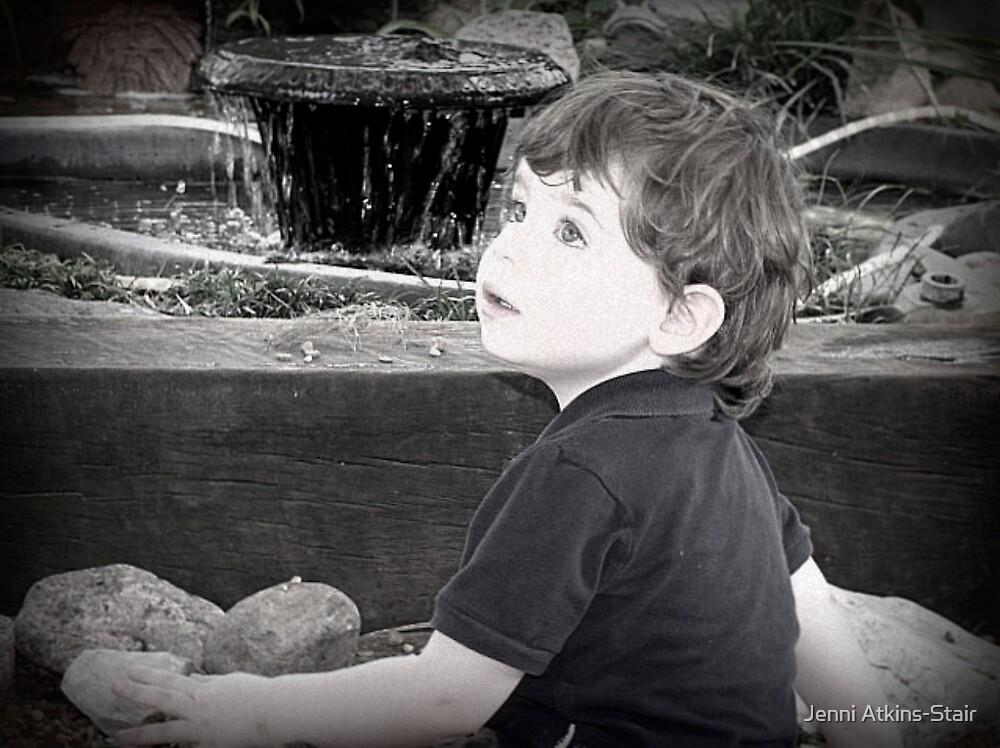 Pondering.. by Jenni Atkins-Stair