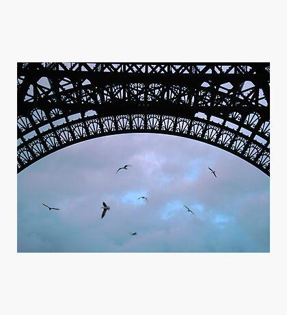 Le Tour Eiffel Photographic Print