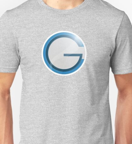 GC Waves Logo T-Shirt Unisex T-Shirt