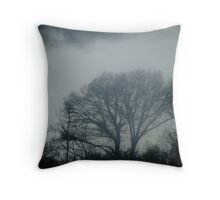 murky Throw Pillow