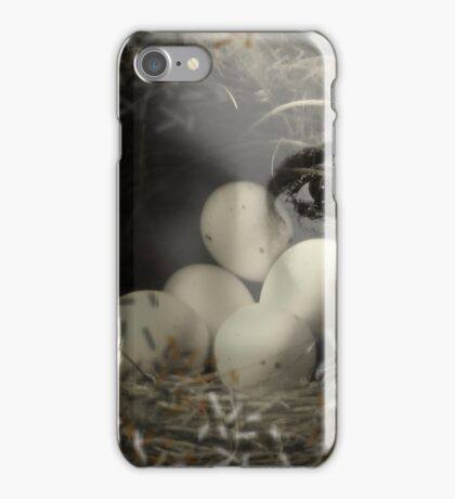 Eggstatic! iPhone Case/Skin