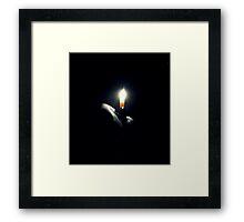 Nightlight Framed Print