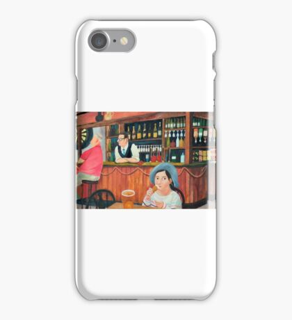 Seaview Hotel iPhone Case/Skin