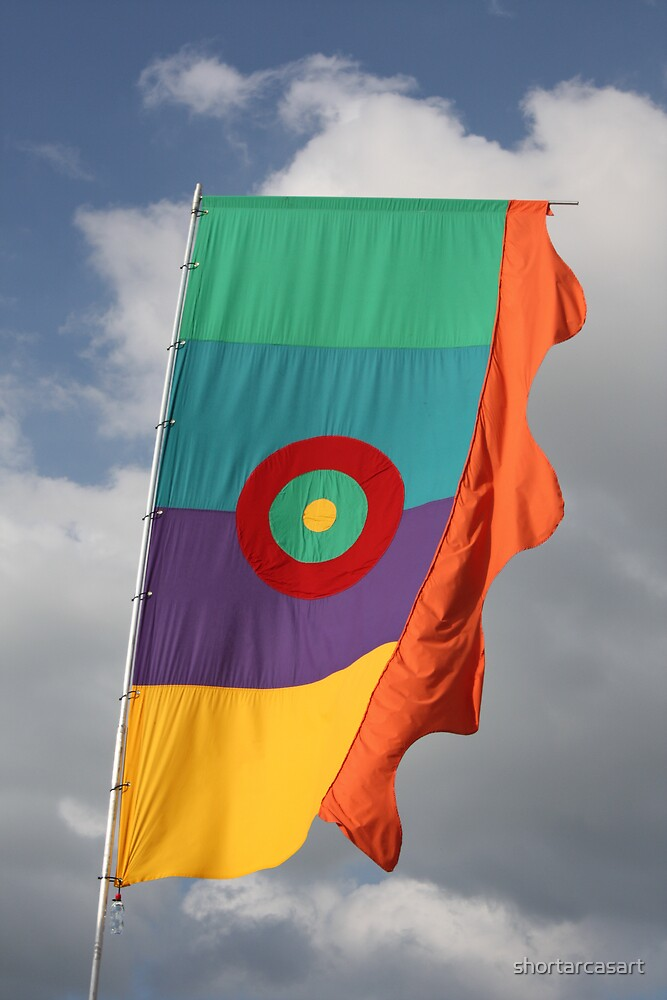 Flag by shortarcasart