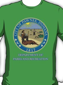 Pawnee Indiana Parks and Recreation T-Shirt