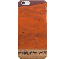 Sossuvlei iPhone Case/Skin