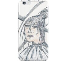 bird spirit iPhone Case/Skin