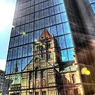 Reflections, Past & Present 1 by Jack DiMaio