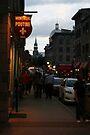 True Old Montreal by Allen Lucas